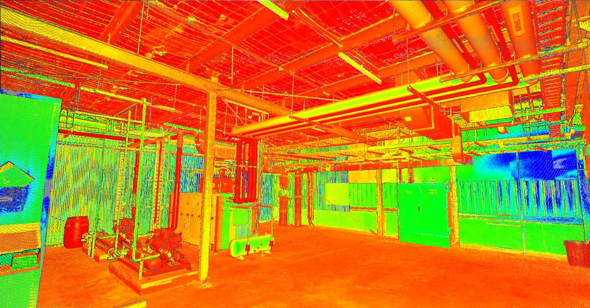 Point cloud surveying: Everything you need to know